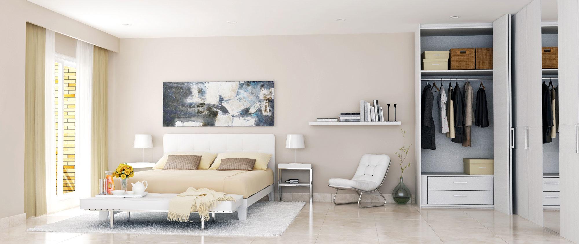 Dormitorio Cármenes del Mediterráneo
